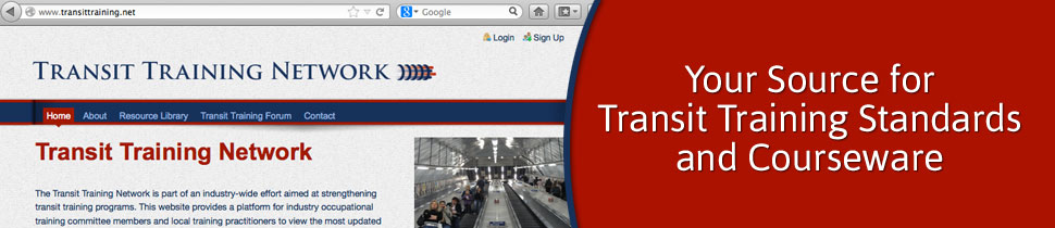 Transit Training Network